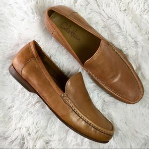 MENS Cole Haan Loafer Leather Slip On 10M